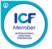 ICF Member-International Coaching Federation.